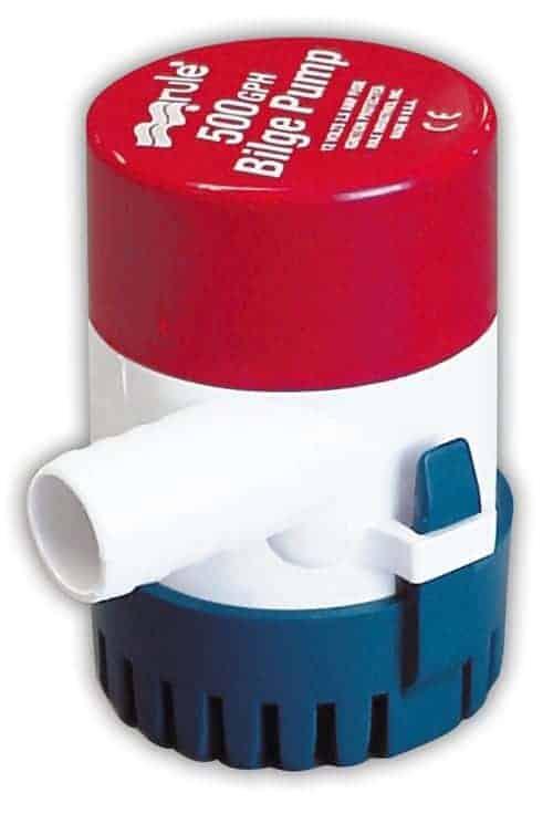 Rule 12 volt Bilge Pump 500