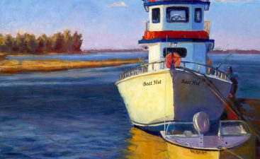 Stalled Boat